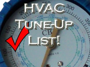Hvac Tune Up