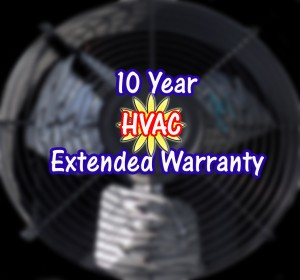 Hvac Extended Warranty 10 year