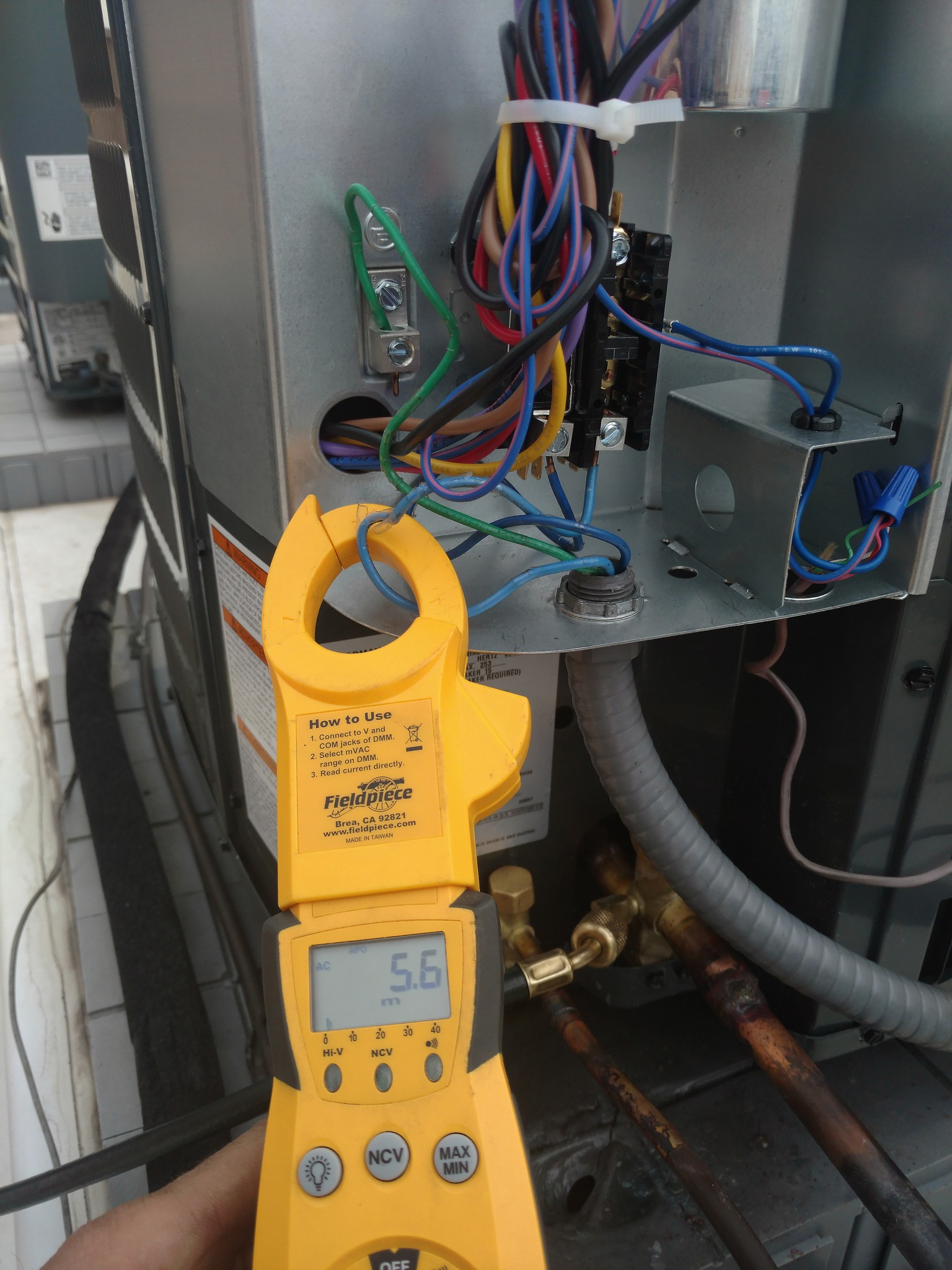 Story Time, Troubleshooting Goodman Condenser - HVAC Training for