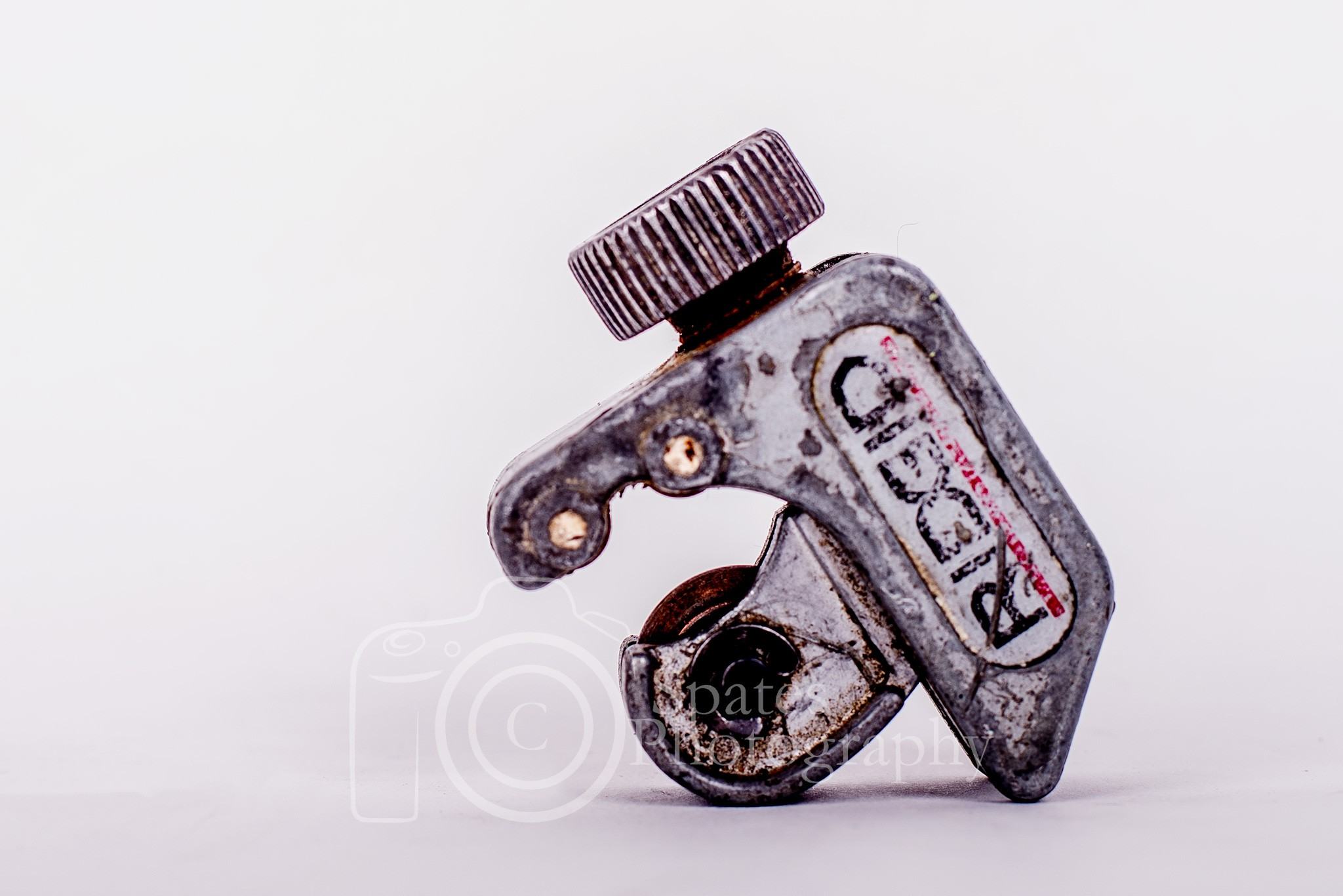 Small copper cutters hvac tool