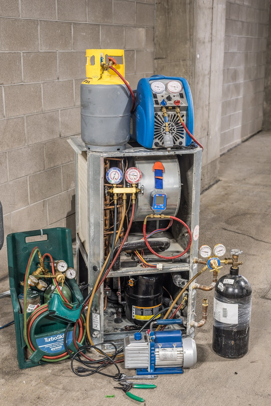 Hvac Tools List For Service Technicians With Pictures