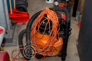 Wet/Dry Vac - Hvac tool good for vacuuming out clogged drain lines