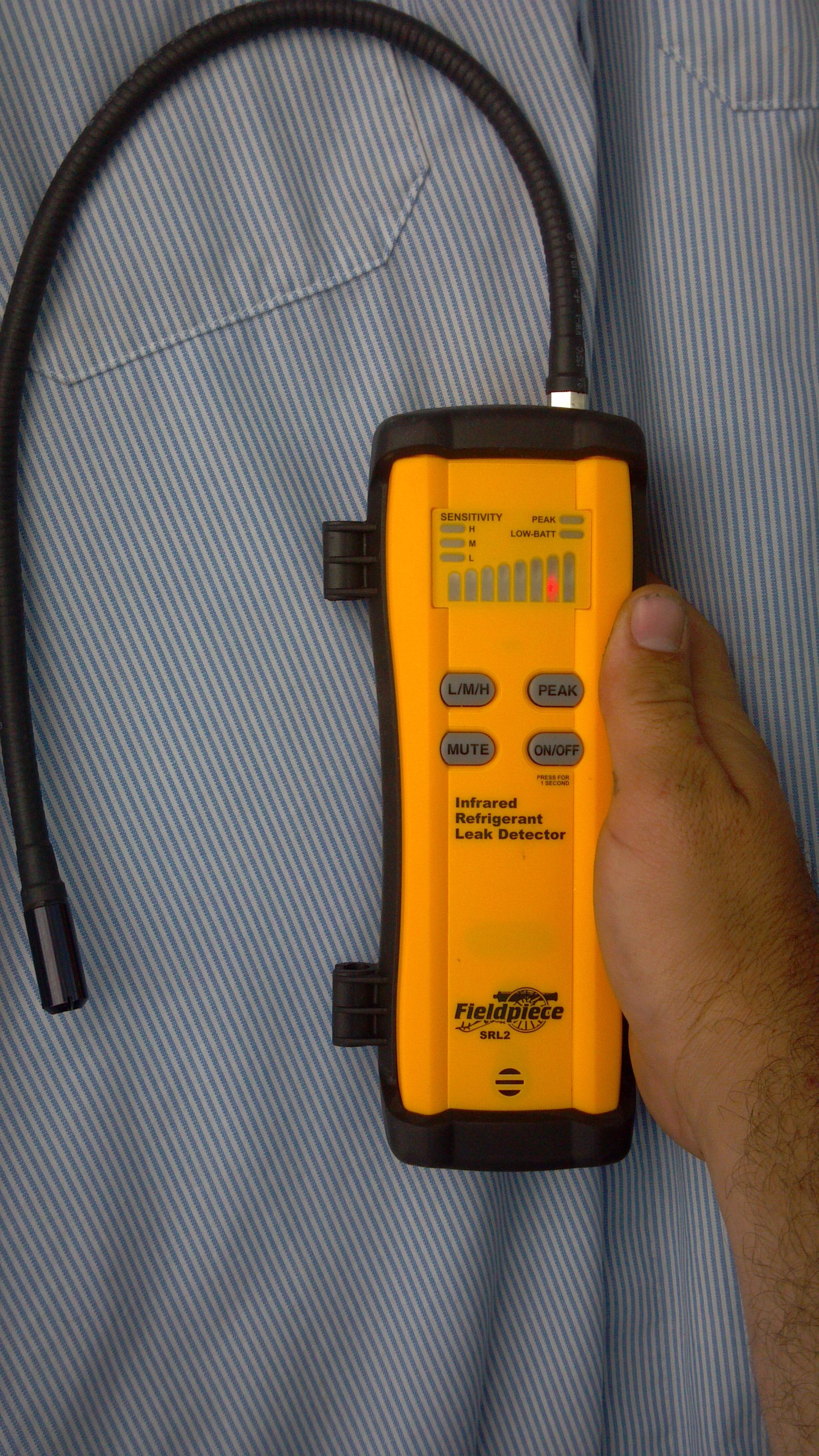 Hvac Leak Detection Hvac Training For Beginners